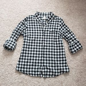 J. Crew - Perfect Shirt - 100% Cotton. Size :M